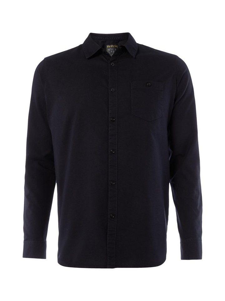 REVIEW Hemd in BLACK