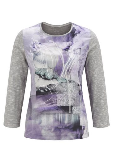 Raven Shirt With Jeans And Round Neck