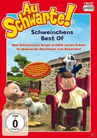 DVD »Au Schwarte! Schweinchens Best Of!«