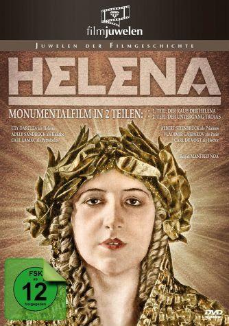 DVD »Helena. Der Untergang Trojas«