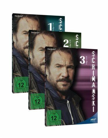 DVD »Schimanski Box 1-3«
