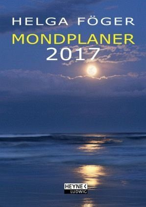 Kalender »Mondplaner 2017«