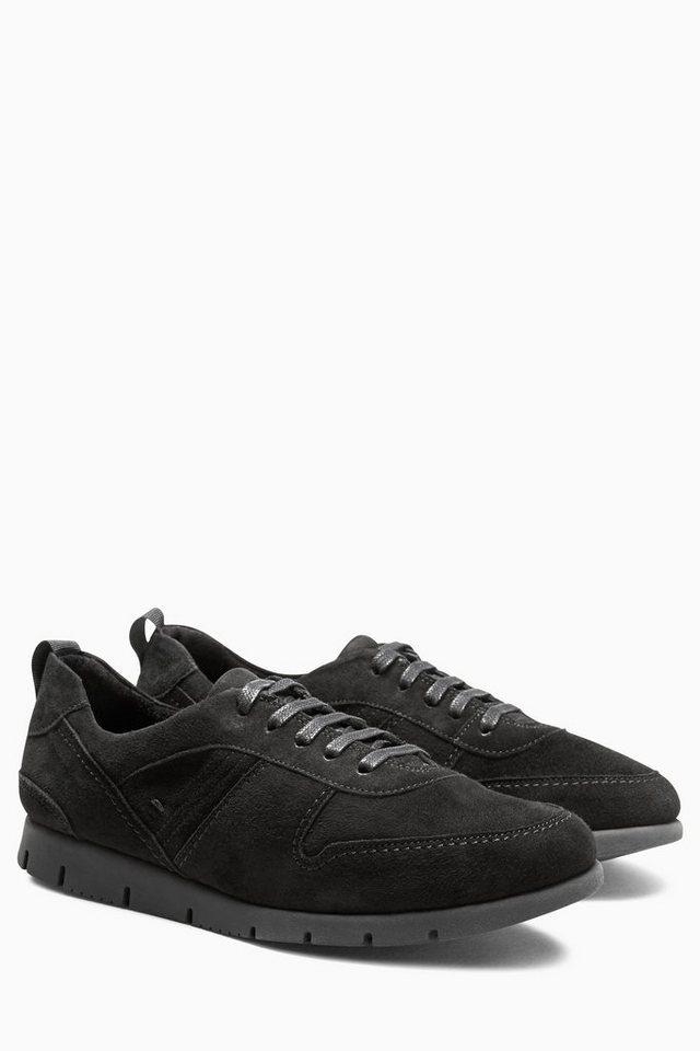 Next Sneaker in Schwarz