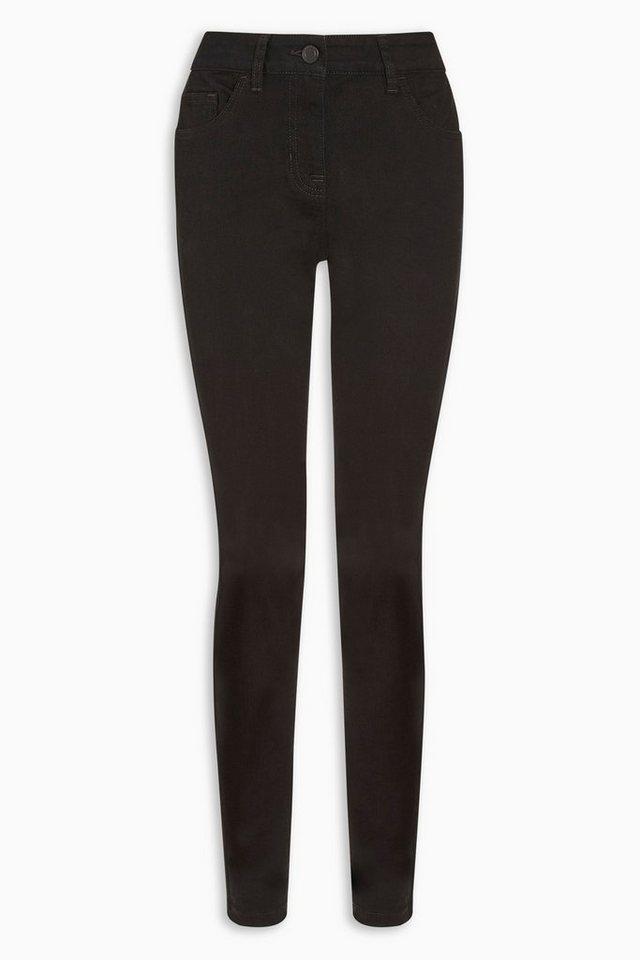 Next Skinny-Jeans in Schwarz