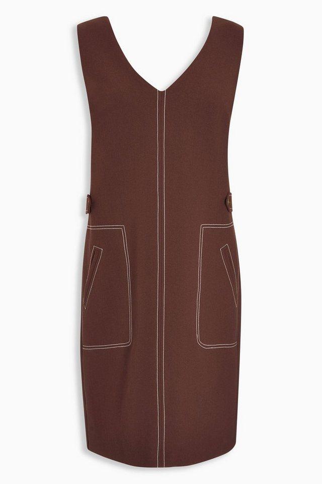 Next Kleid in Braun