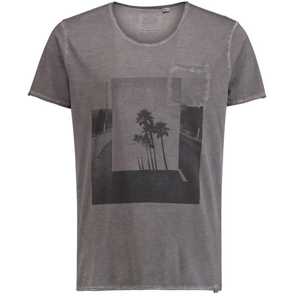 O'Neill T-Shirt kurzärmlig »Goodtimes« in Grau