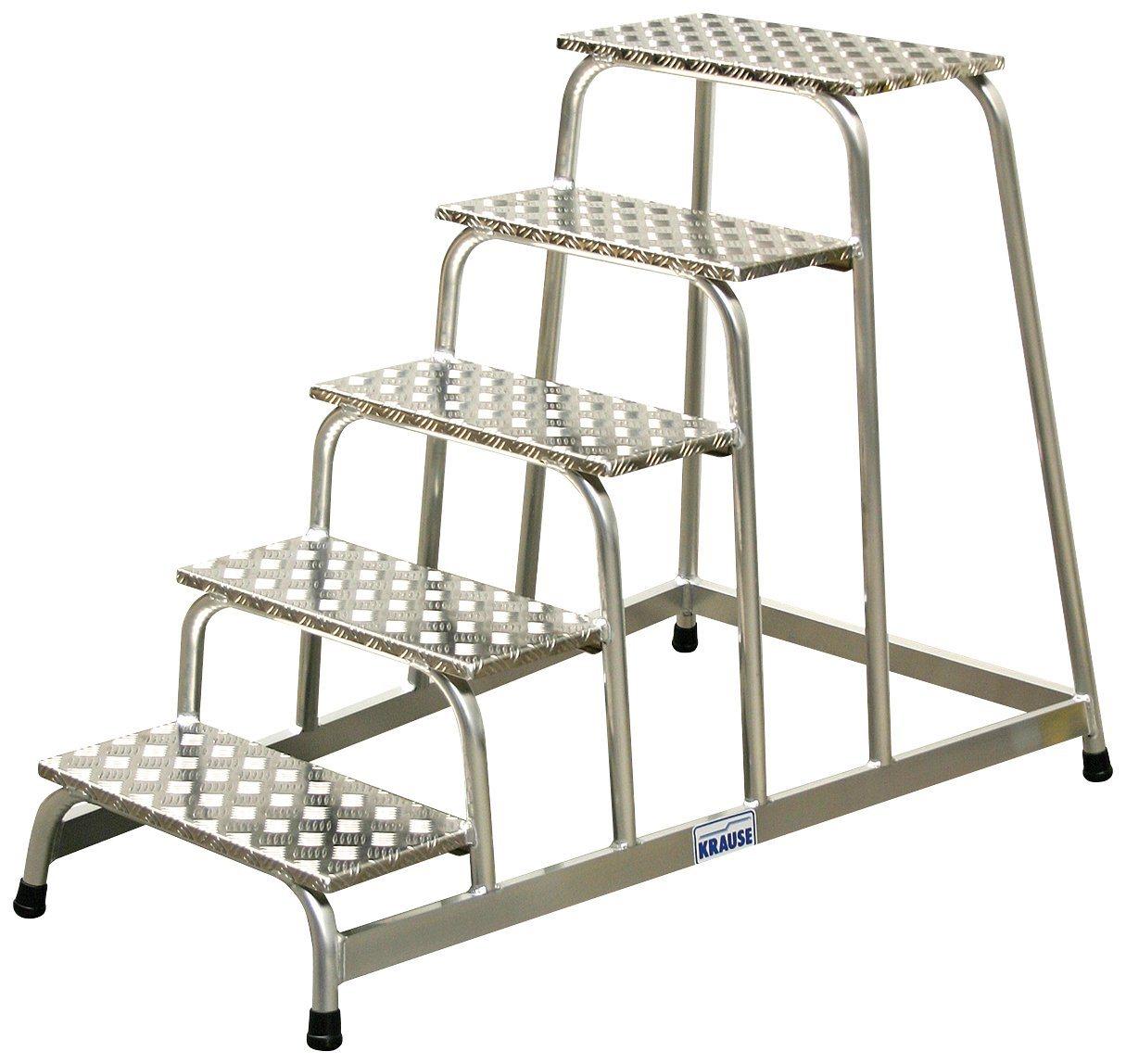 KRAUSE Trittleiter »STABILO« | Baumarkt > Leitern und Treppen > Trittleiter | KRAUSE