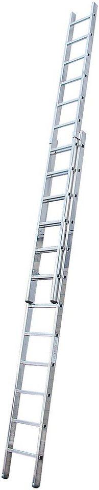 KRAUSE Schiebeleiter »STABILO«, zweiteilig   Baumarkt > Leitern und Treppen > Schiebeleiter   KRAUSE