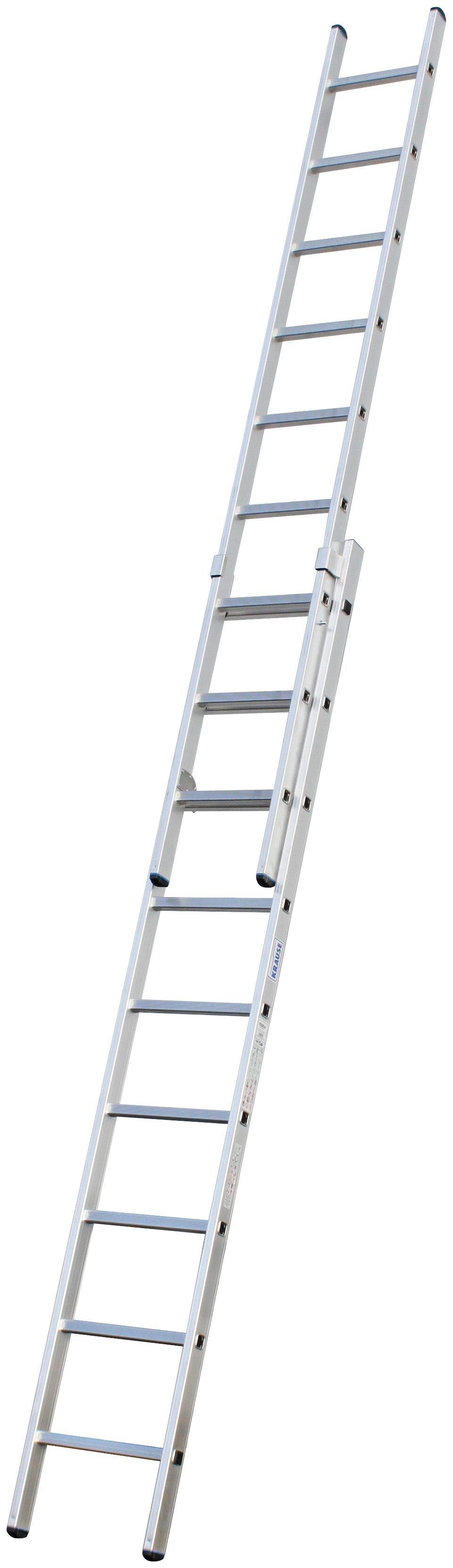 KRAUSE Schiebeleiter »STABILO«, zweiteilig | Baumarkt > Leitern und Treppen > Schiebeleiter | KRAUSE