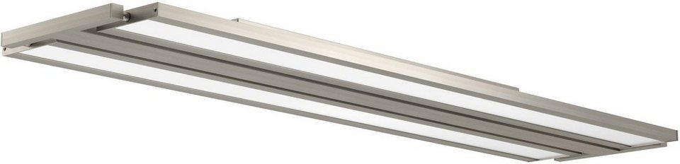 EVOTEC LED-Deckenleuchte, 2flg., »CLASSIC TEC TURN« in nickelfarben
