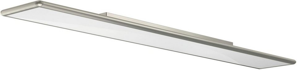 EVOTEC LED-Deckenleuchte, 1flg., »SKY« in nickelfb. gebürstet