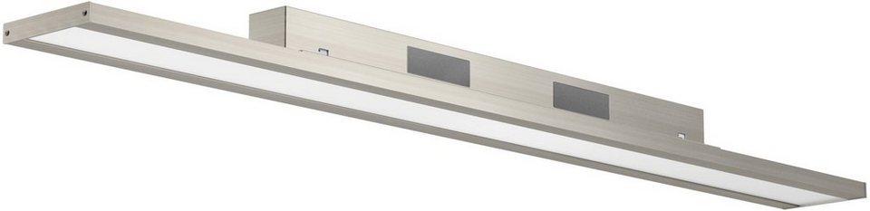EVOTEC LED-Deckenleuchte, 1flg., »CLASSIC TEC BASIC« in nickelfarben