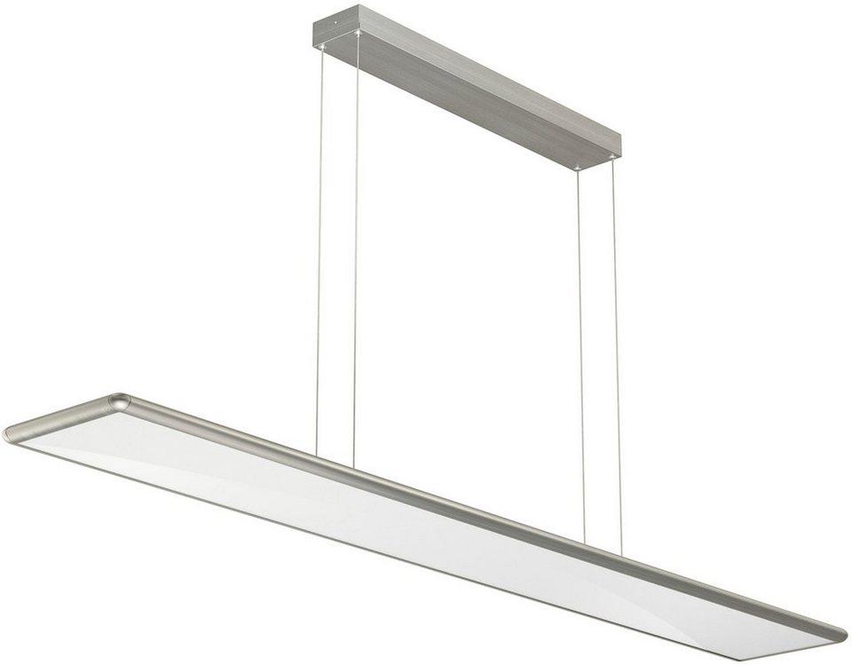 EVOTEC LED-Pendelleuchte, 1flg., »SKY« in nickelfb. gebürstet
