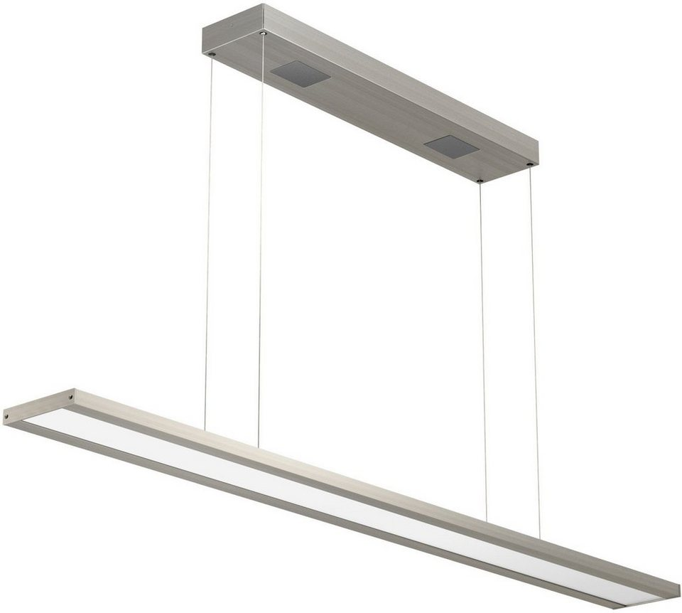 EVOTEC LED-Pendelleuchte, 1flg., »CLASSIC TEC BASIC« in nickelfarben