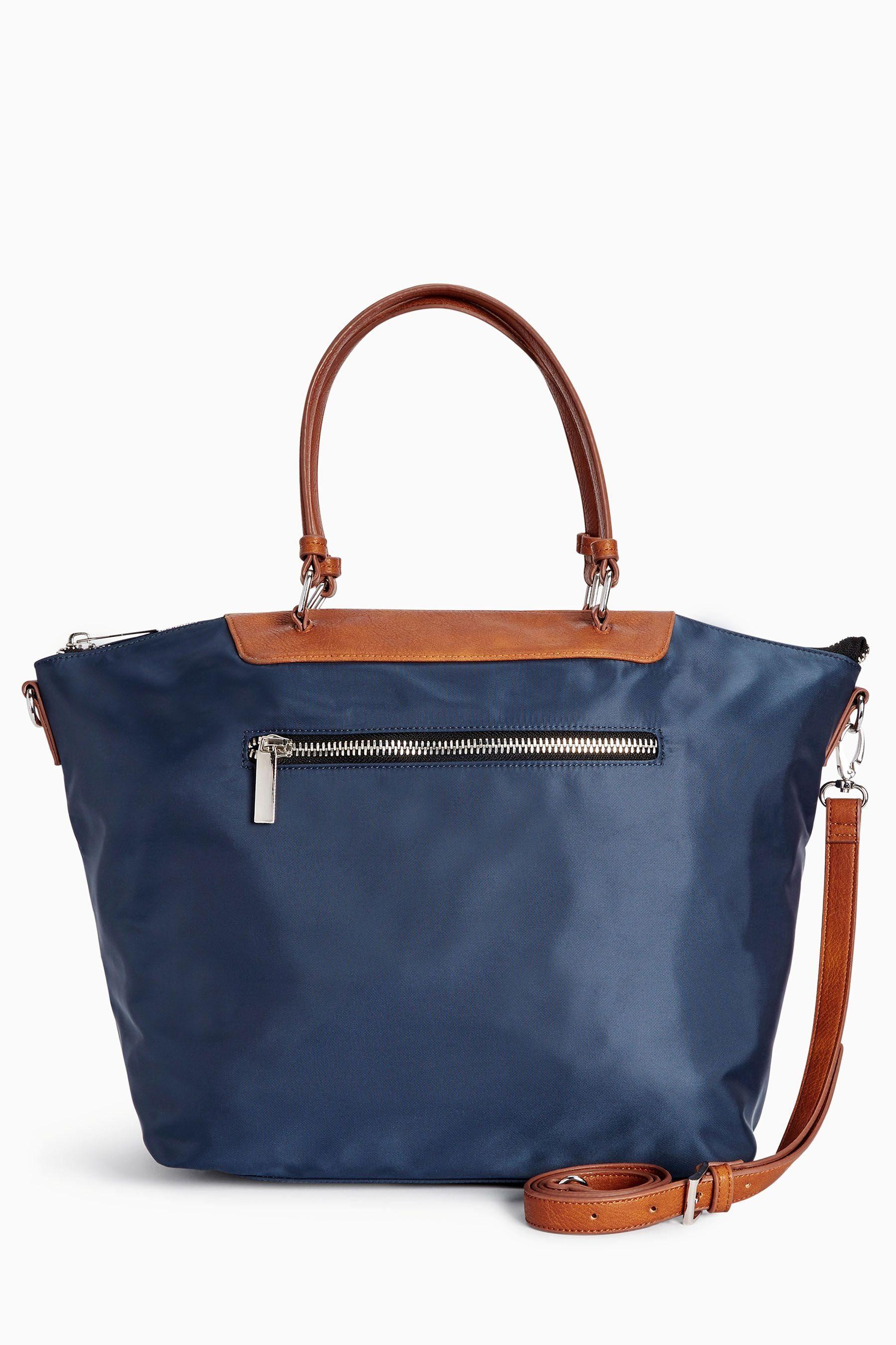 Next Tasche aus Nylon
