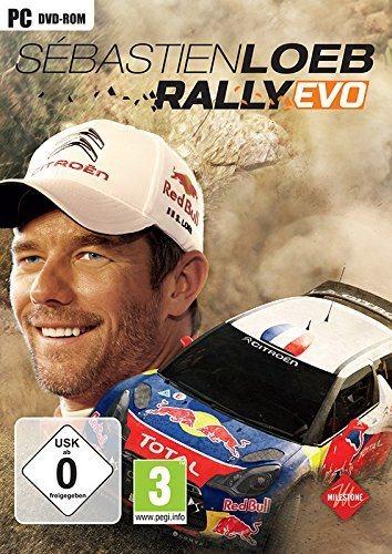 Bandai PC - Spiel »Sebastien Loeb Rally Evo«