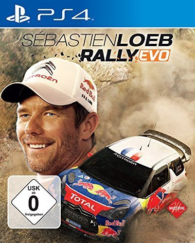 Bandai Playstation 4 - Spiel »Sebastien Loeb Rally Evo«