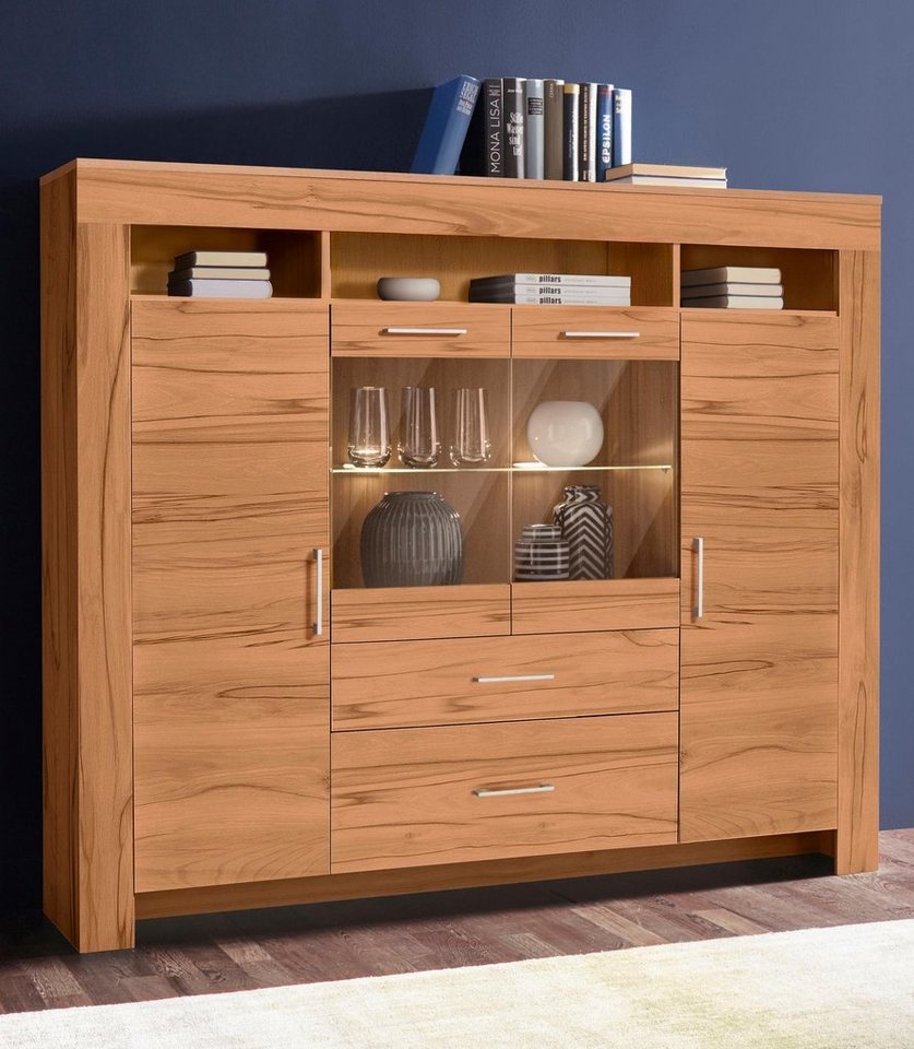 highboard breite 160 cm online kaufen otto. Black Bedroom Furniture Sets. Home Design Ideas