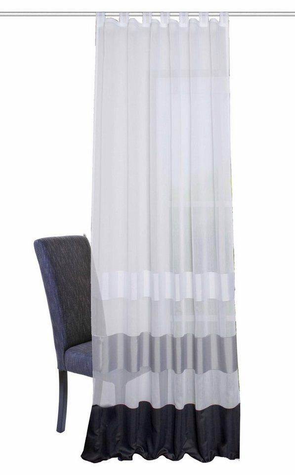 vorhang home wohnideen remo mit schlaufen 1 st ck online kaufen otto. Black Bedroom Furniture Sets. Home Design Ideas