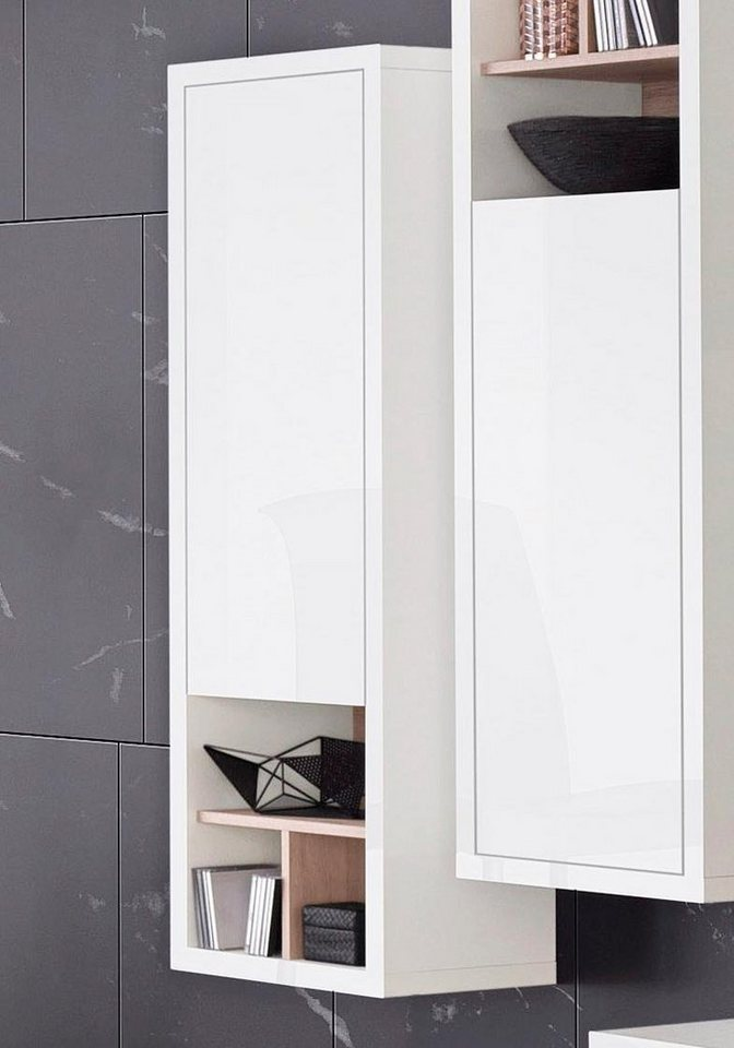places of style h ngeschrank moro h he 140 cm otto. Black Bedroom Furniture Sets. Home Design Ideas