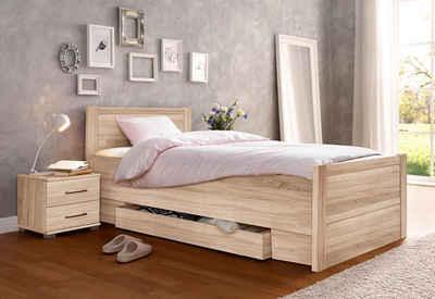 Bett 140x200 Cm Kaufen Bettgestell Doppelbett Otto
