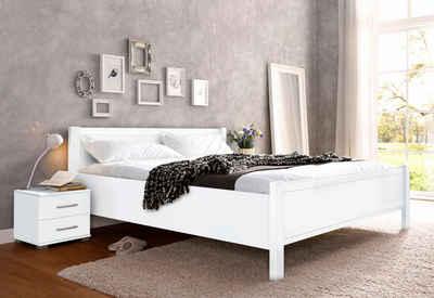 priess Bett »Husum«, mit Komforthöhe