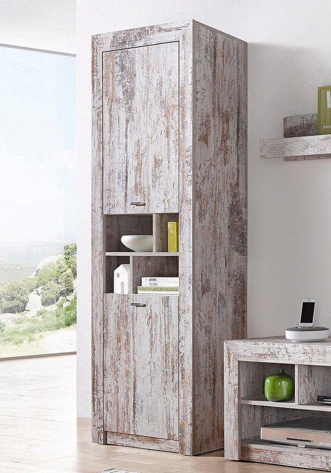 stauraumvitrine h he 180 cm online kaufen otto. Black Bedroom Furniture Sets. Home Design Ideas