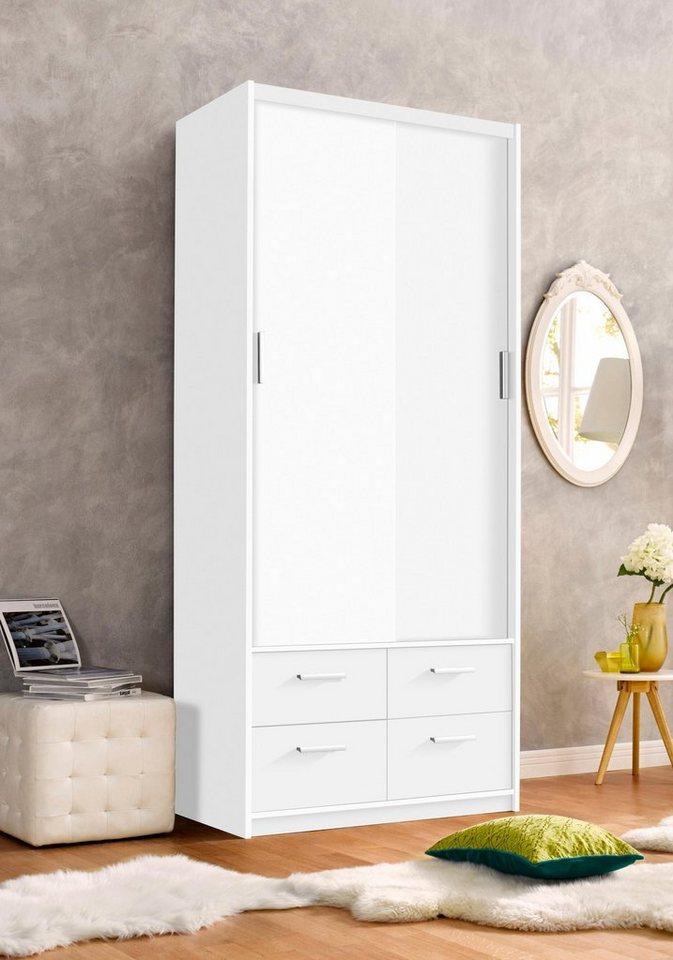 kleiderschrank online kaufen otto. Black Bedroom Furniture Sets. Home Design Ideas