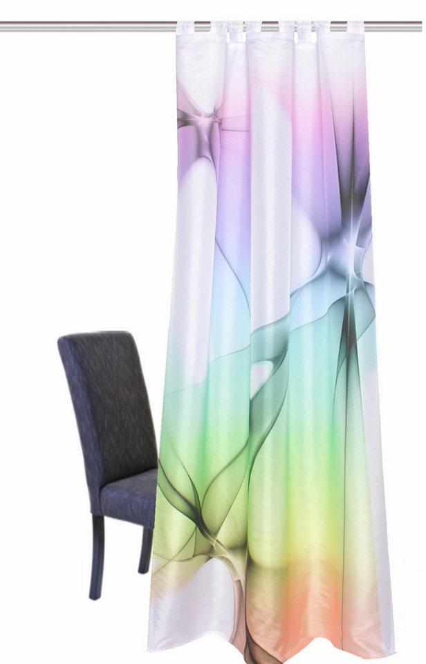 Vorhang, Home Wohnideen, »FRANKLIN« (1 Stück) in multicolor