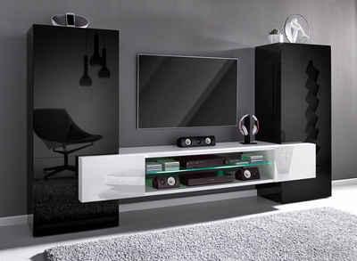 Tv Mediawand tv-wand online kaufen » tv-schrank & mediawand | otto