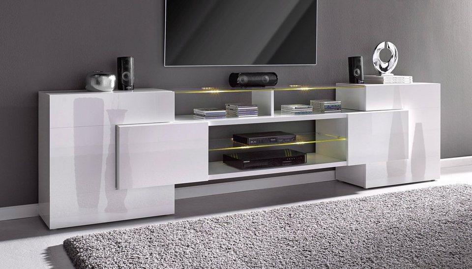 Tecnos Tv Board Bestehend Aus 2 Stauraumschränken Online Kaufen Otto