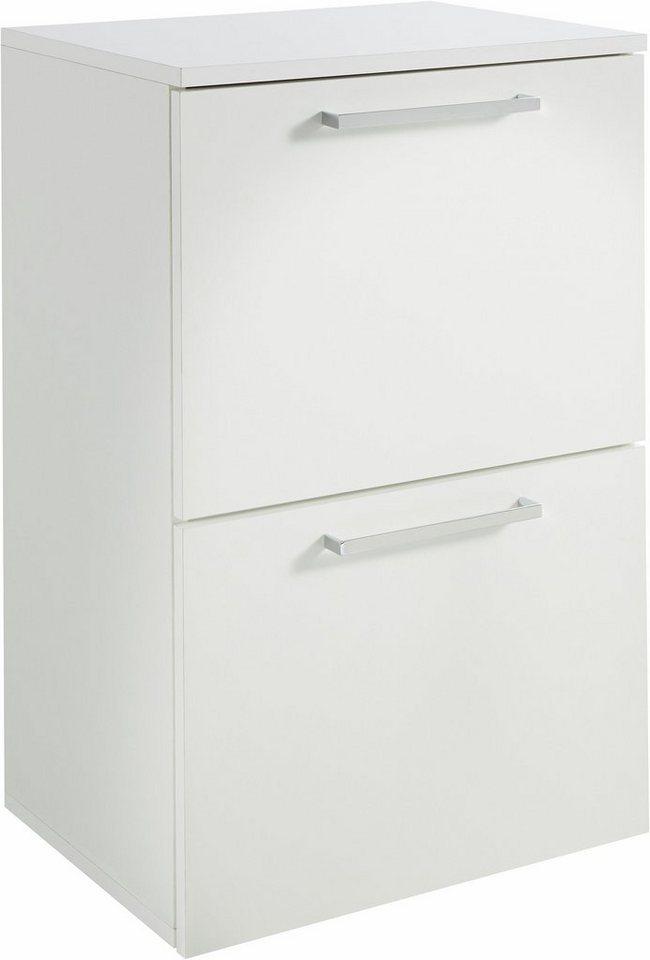 Kommode, »Lilly« Breite 46 cm in weiß/weiß matt