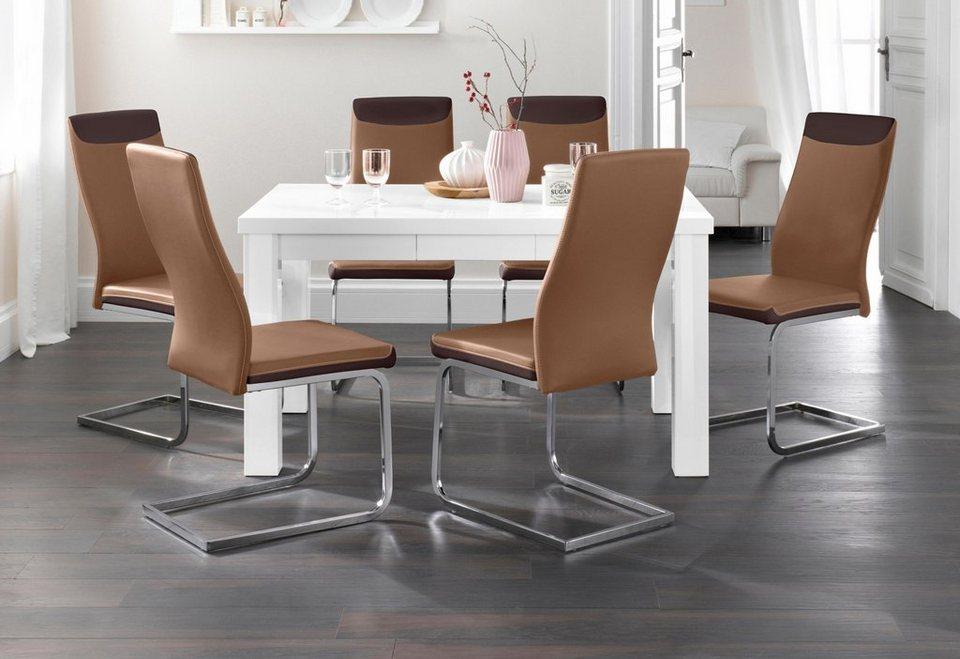 esstisch breite 140 160 cm online kaufen otto. Black Bedroom Furniture Sets. Home Design Ideas
