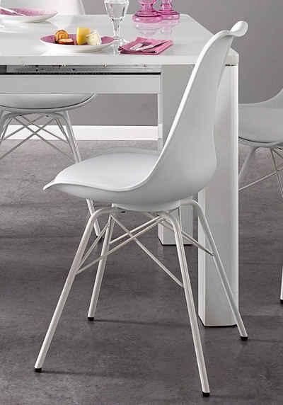 Glas Stuhl vom Designer Karim Rashid
