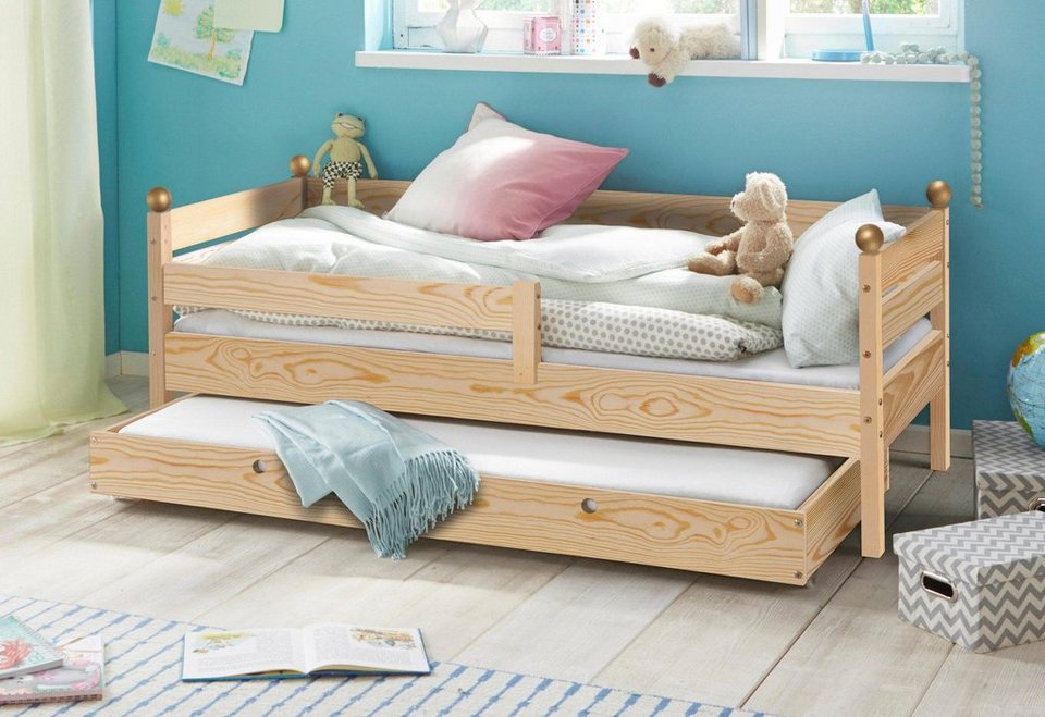 kinderbett silenta online kaufen otto. Black Bedroom Furniture Sets. Home Design Ideas