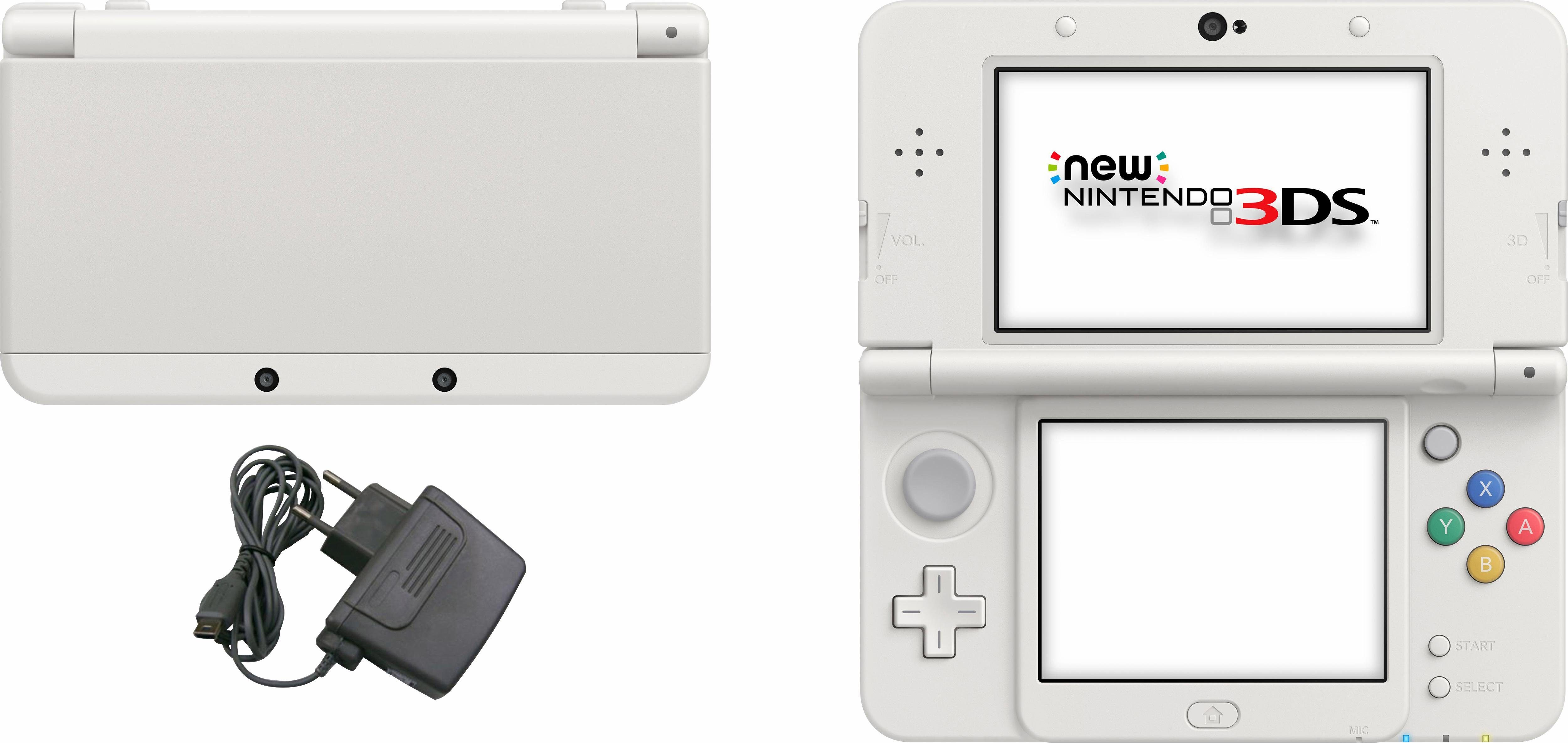 New Nintendo 3DS Konsolen-Set mit 3 Jahren Garantie*