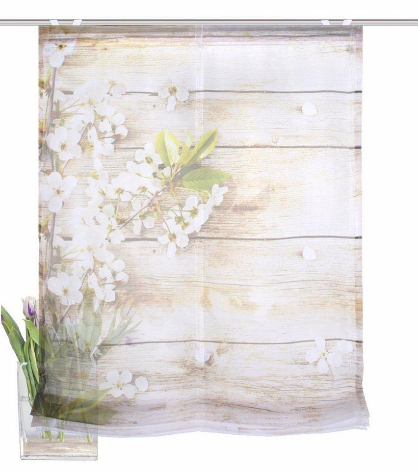 gardinen mit fotodruck preisvergleiche. Black Bedroom Furniture Sets. Home Design Ideas