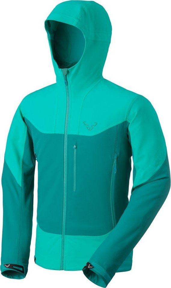 Dynafit Softshelljacke »Mercury DST Jacket Men« in grün