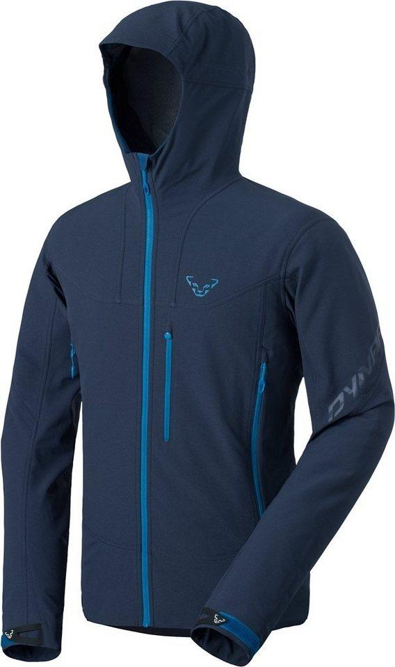 Dynafit Softshelljacke »Mercury DST Jacket Men« in blau