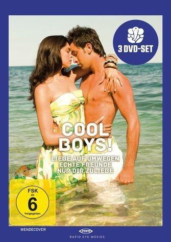 DVD »Cool Boys (3 Discs)«