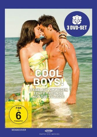 DVD »Cool Boys (3 Discs)«