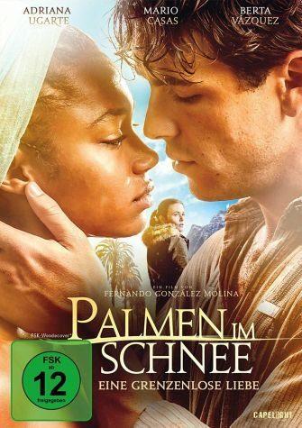 DVD »Palmen im Schnee - Eine grenzenlose Liebe«
