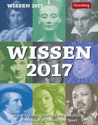 Kalender »Wissen 2017«