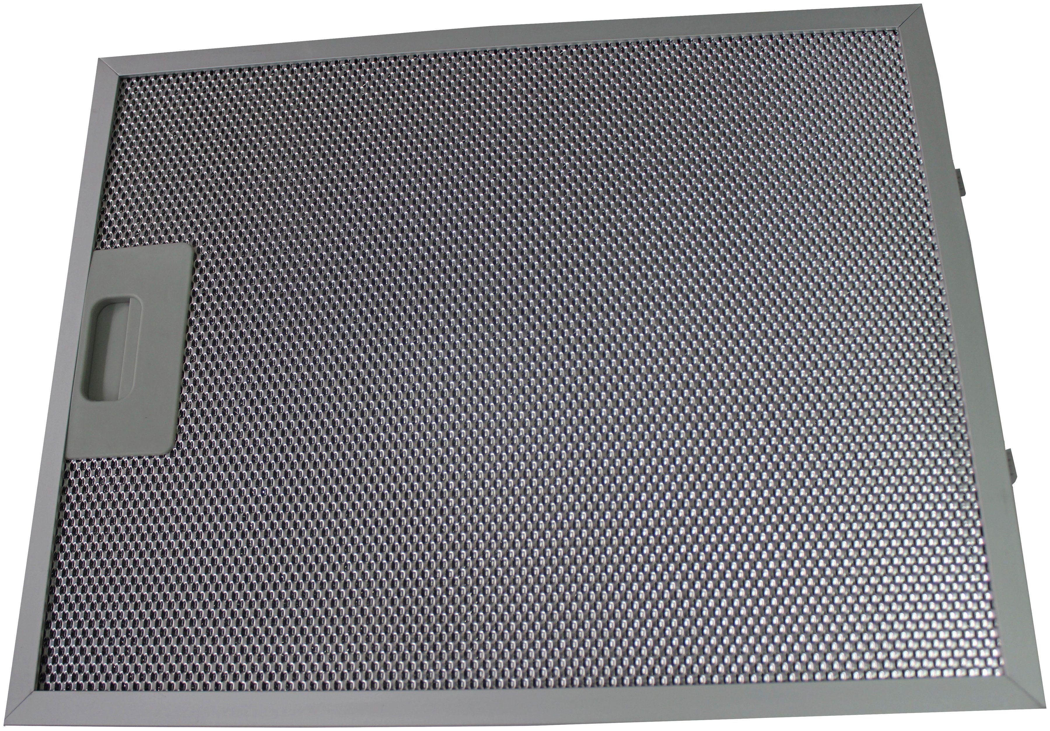 Ersatz-Aluminium-Fettfilter für ausgewählte Hauben, 33,9x27,1 cm, 2er-Set