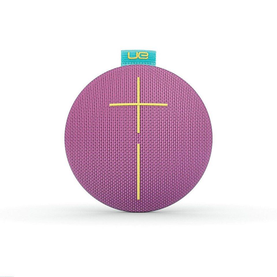 UE Ultimate Ears Bluetooth-Lautsprecher »UE ROLL 2 SUGARPLUM«