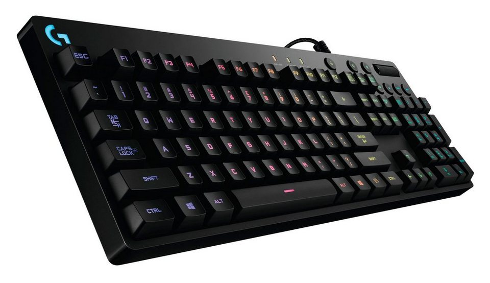 Logitech Games Gaming-Tastatur »G810 Orion Spectrum DEU Layout«