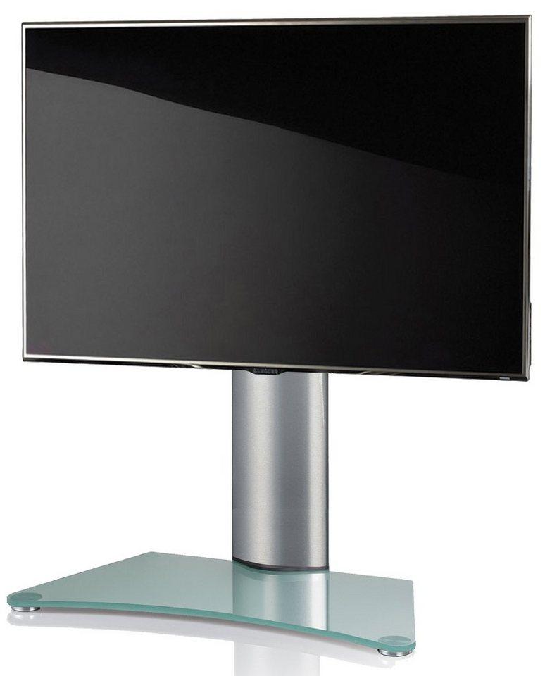 """VCM TV-Tischstandfuß """"Windoxa Maxi"""" in Mattglas"""