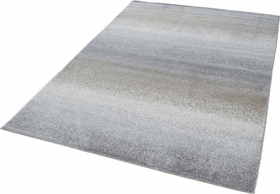 Teppich, GMK Home & Living, »Mailand«, gewebt in grau/beige