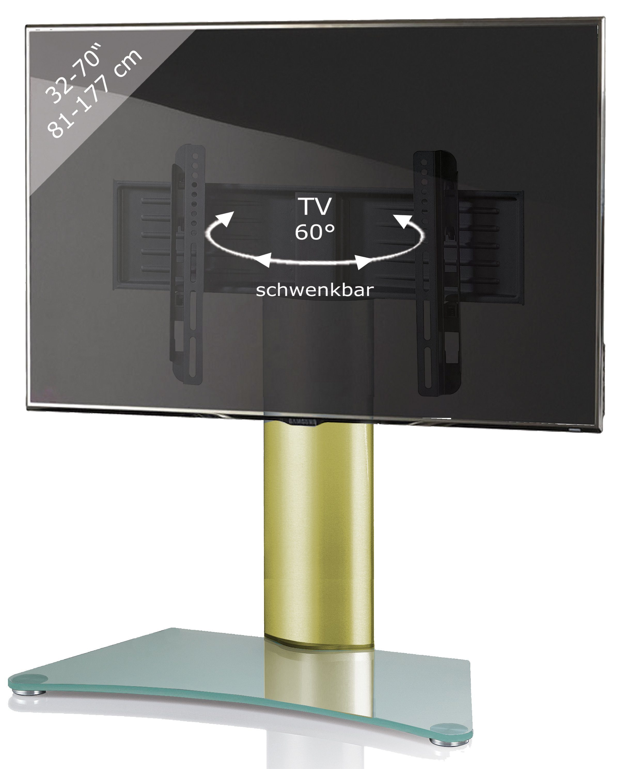 """VCM Tisch - Standfuß """"Windoxa Maxi"""""""
