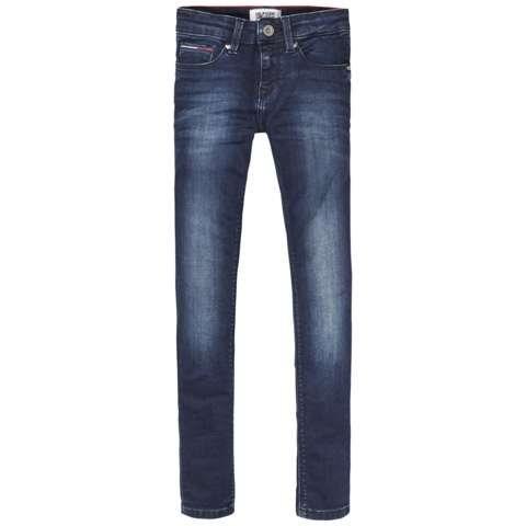 Tommy Hilfiger Jeans »NORA RR SKINNY BBST« in Blue Black Power